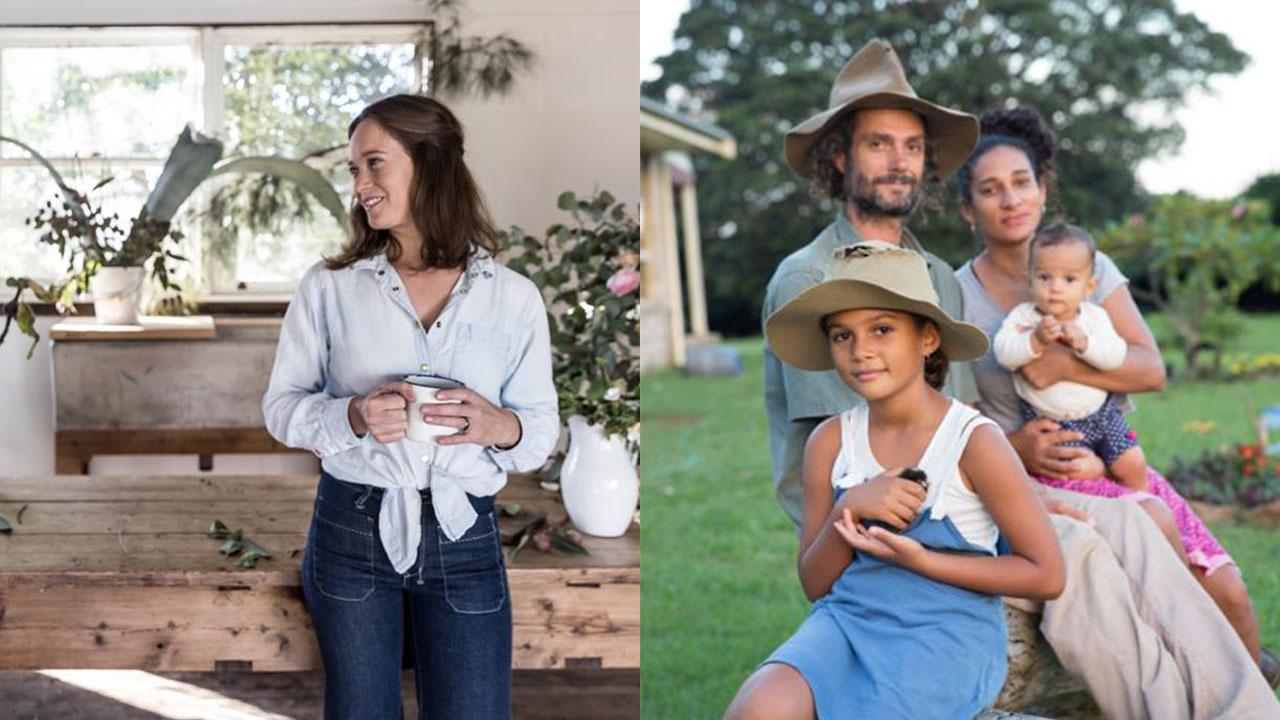 オーストラリアの大自然でマカダミアナッツを育み家族と暮らす歓び